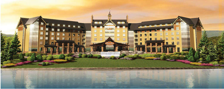 Poconos Mt Airy Casino Resort