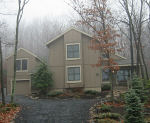 Poconos Woodland Homes for sale