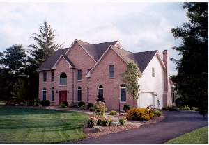 Poconos Brick Home for Sale