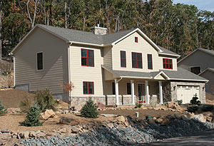 Boulder Creek Poconos Vacation home