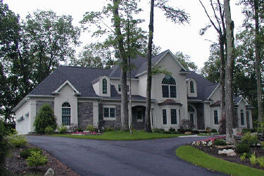 Pocono home builders homemade ftempo for Pocono home builders