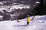 Camelback Ski Resorts from Slopes