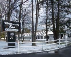 Blakeslee Inn Winter