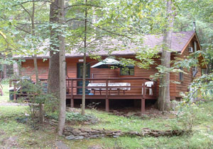 Poconos Cabin for Rent