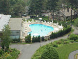 Pocono Hotels - pool
