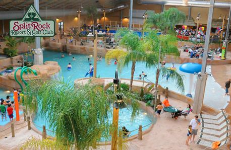 Poconos Waterpark at Splitrock